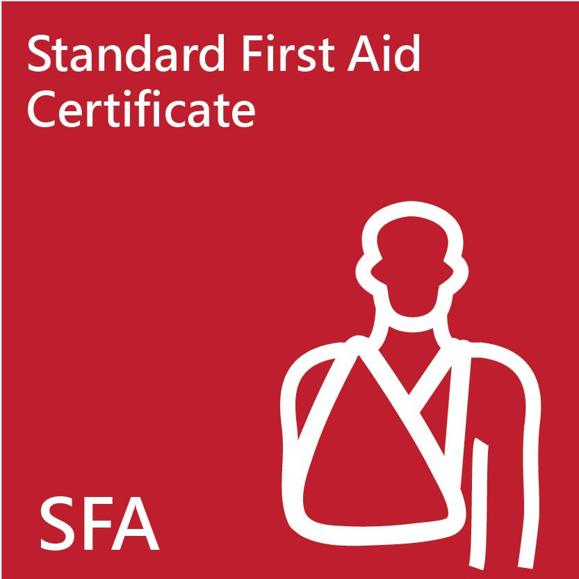 Hong Kong Red Cross Standard First Aid Certificate Course